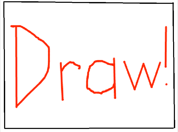 Scribble Drawing Website : Home website
